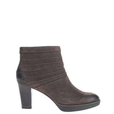 Tamaris dames laarzen taupe