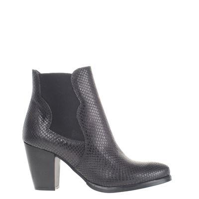Tamaris dames laarzen grijs