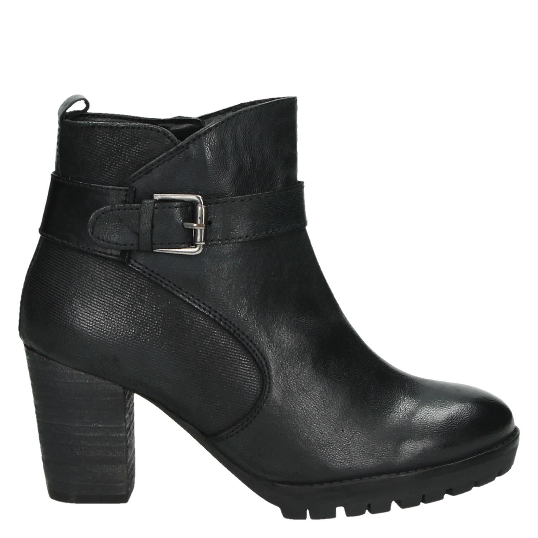 Chaussures Bleu Taille 37 Avec Bloc Poche Talon Pour Femmes OKRIMS