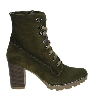 Antonio Moretto dames boots groen