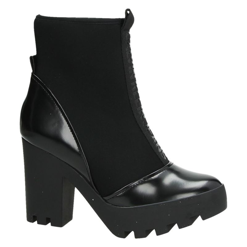 Calvin Klein Stefania - Enkellaarsjes - Zwart