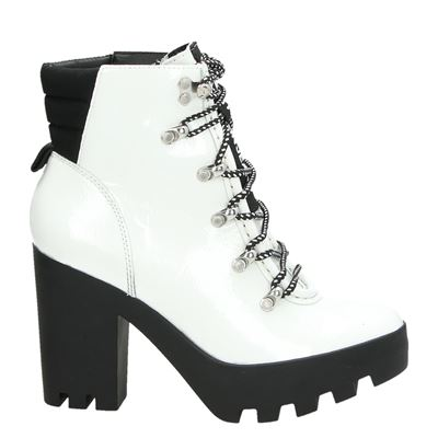 Calvin Klein dames boots wit