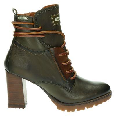 Pikolinos dames boots groen
