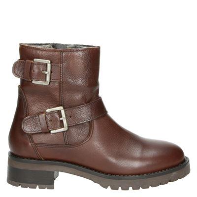 Nelson dames boots bruin