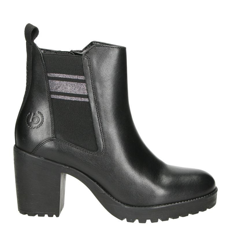 Bugatti - Rits- & gesloten boots - Zwart
