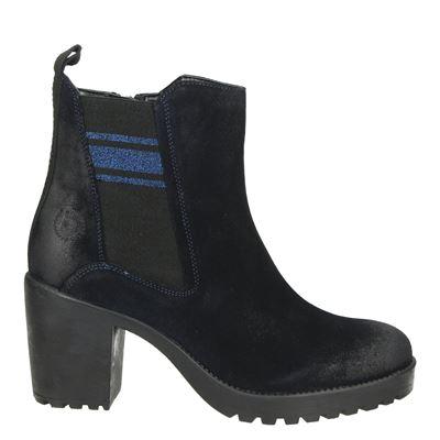 Bugatti dames boots blauw