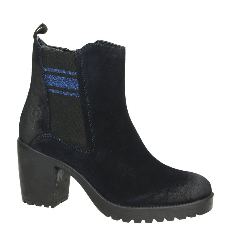 Bugatti - Rits- & gesloten boots - Blauw