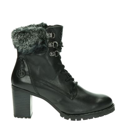 Bugatti dames boots zwart