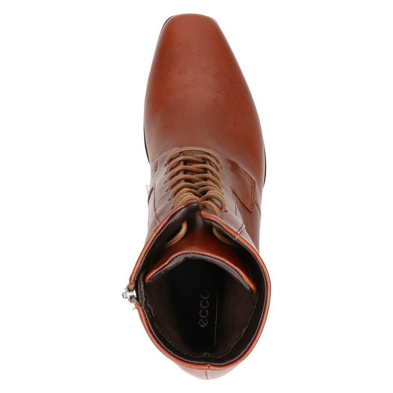 Ecco Shape 60 squared. - Veterboots - Cognac
