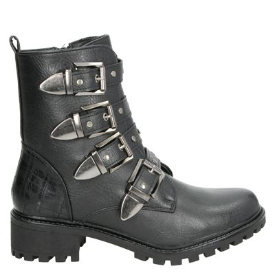 Dolcis dames boots zwart