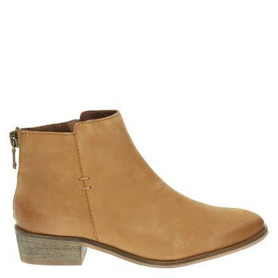 PS Poelman dames boots cognac