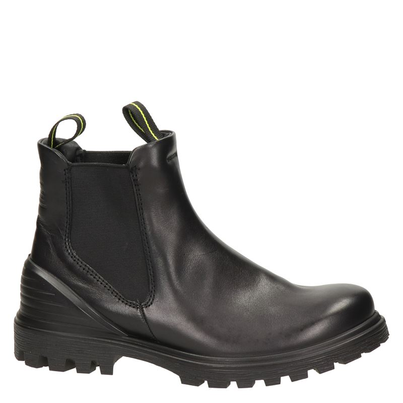 Ecco Tred Tray - Chelseaboots - Zwart