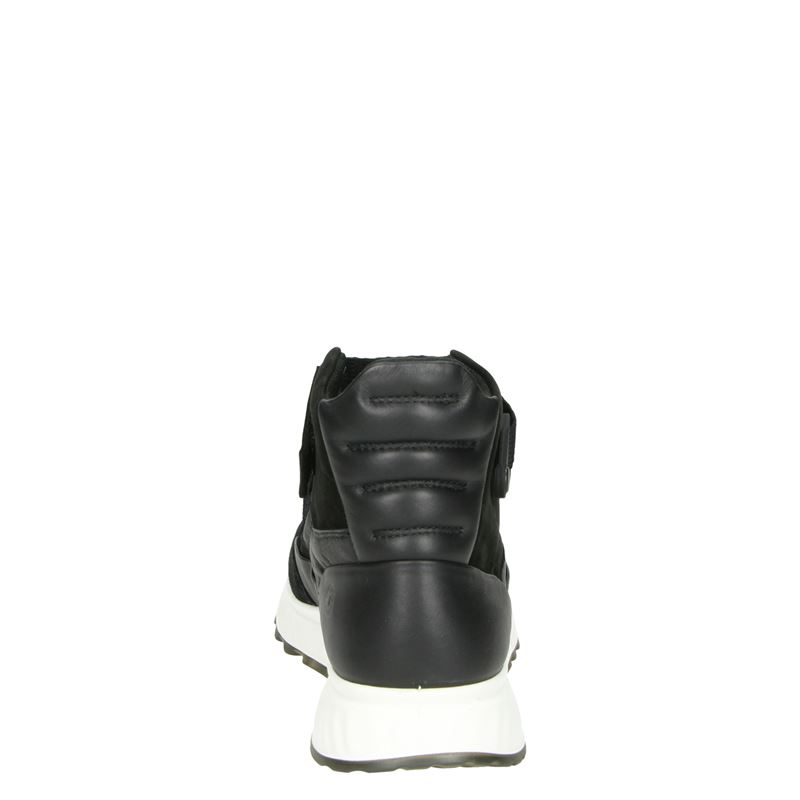 Ecco ST.1 - Hoge sneakers - Zwart