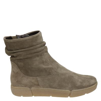 Ara dames boots taupe