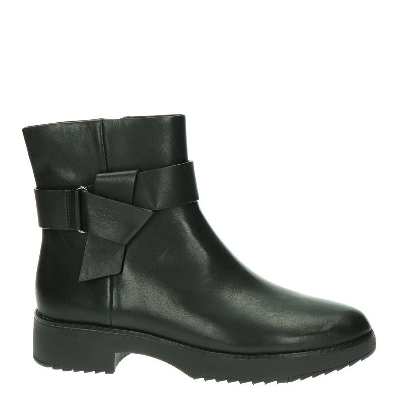 Fitflop Knot ankle - Rits- & gesloten boots - Zwart