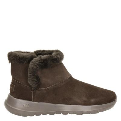 Skechers On the go - Rits- & gesloten boots - Bruin