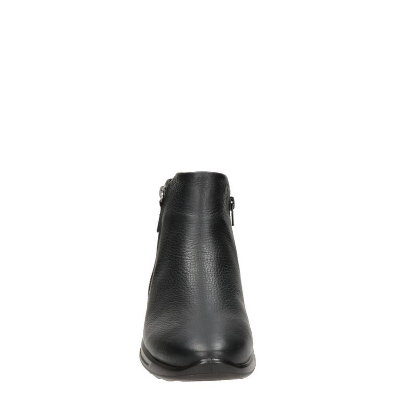 Ecco Flexure Runner - Rits- & gesloten boots - Zwart