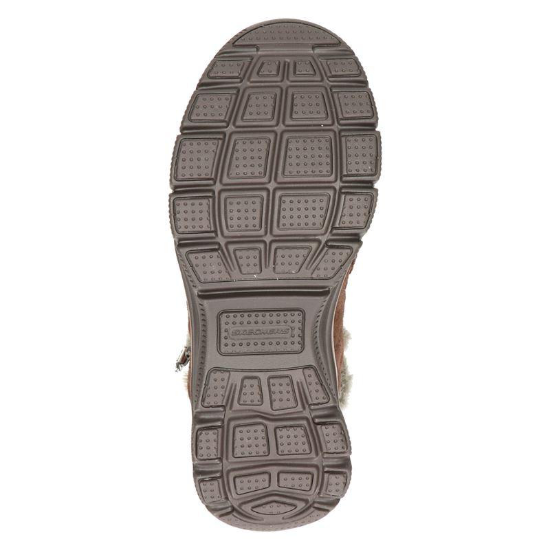 Skechers Relaxed Fit - Rits- & gesloten boots - Bruin