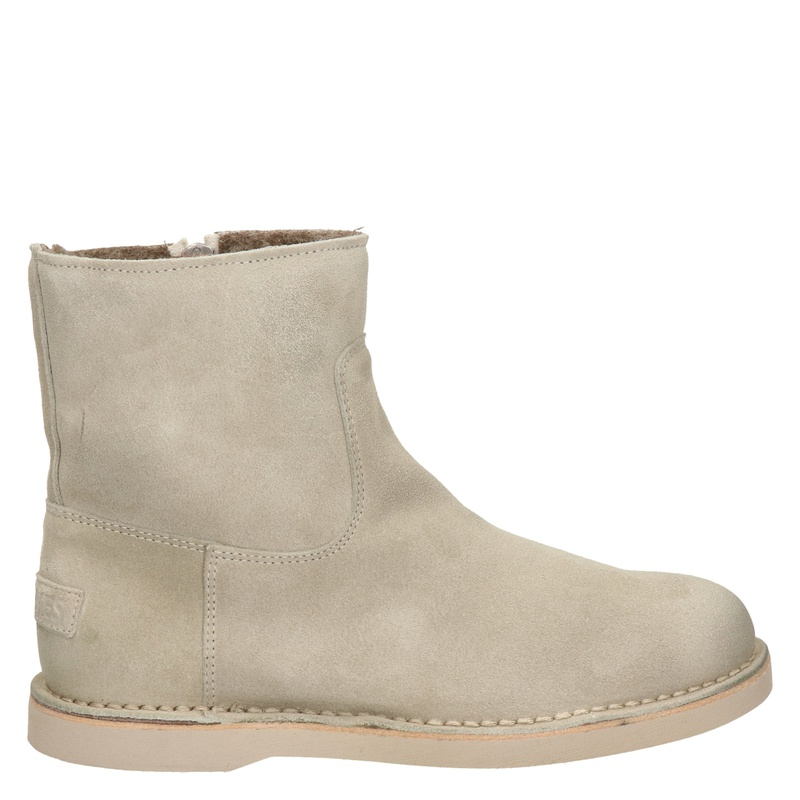 Shabbies Amsterdam - Rits- & gesloten boots - Wit
