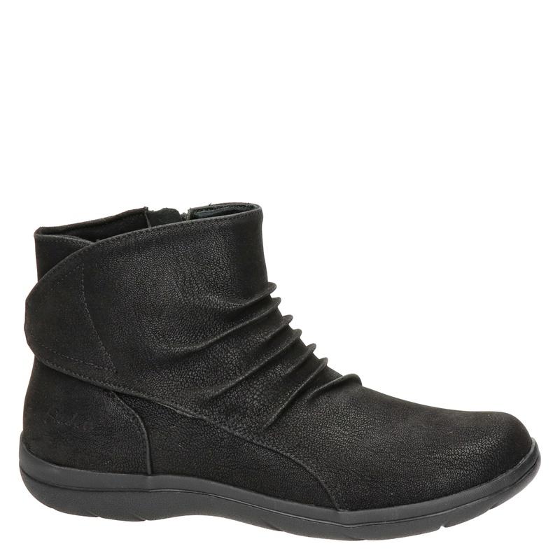 Skechers Flexibele Fit - Rits- & gesloten boots - Zwart