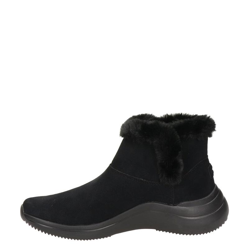 Skechers Go Walk - Rits- & gesloten boots - Zwart