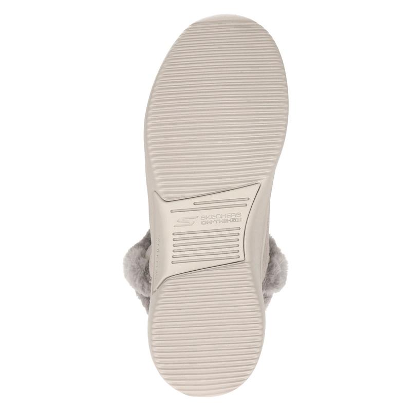Skechers Go Walk - Rits- & gesloten boots - Taupe