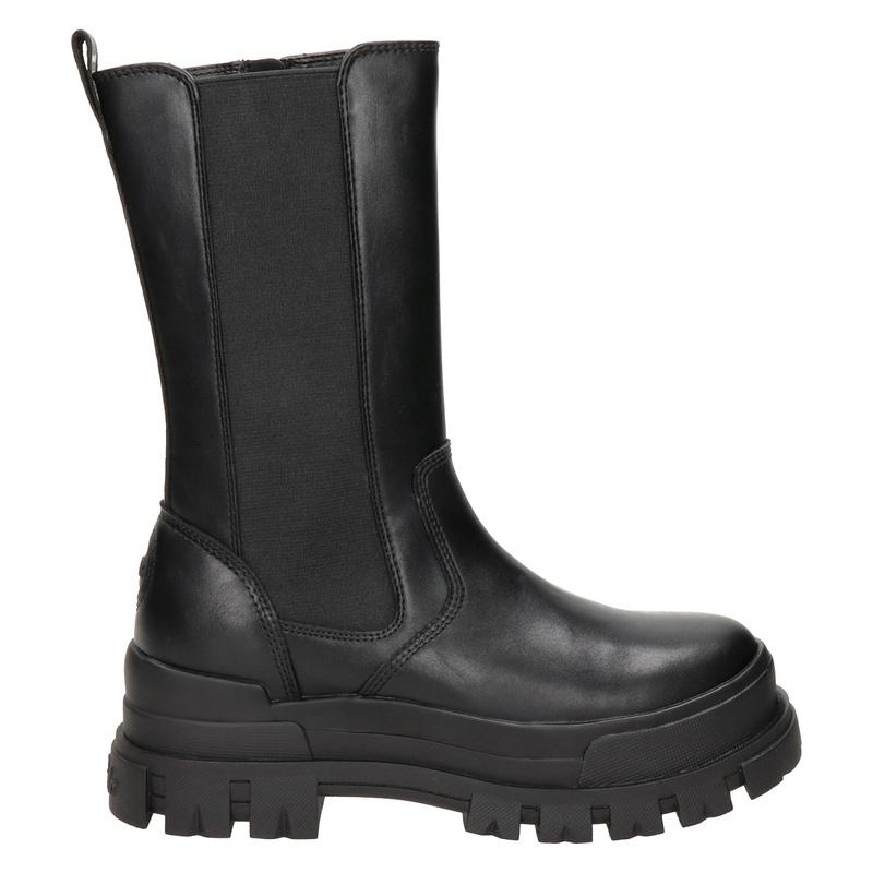 Buffalo - Chelseaboots - Zwart