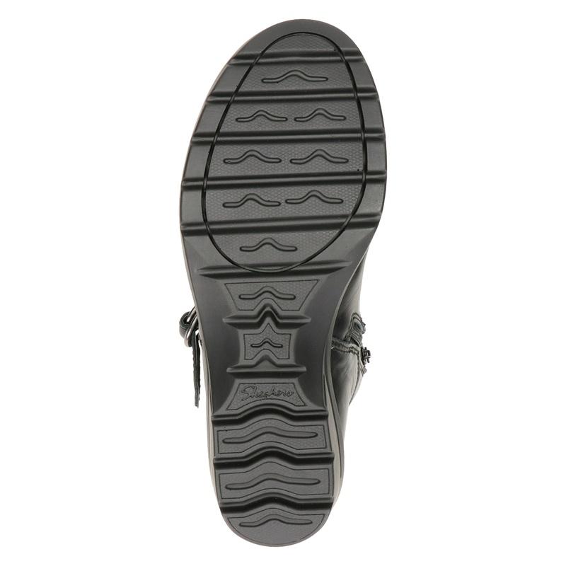 Skechers Relaxed Fit Metronome - Rits- & gesloten boots - Zwart