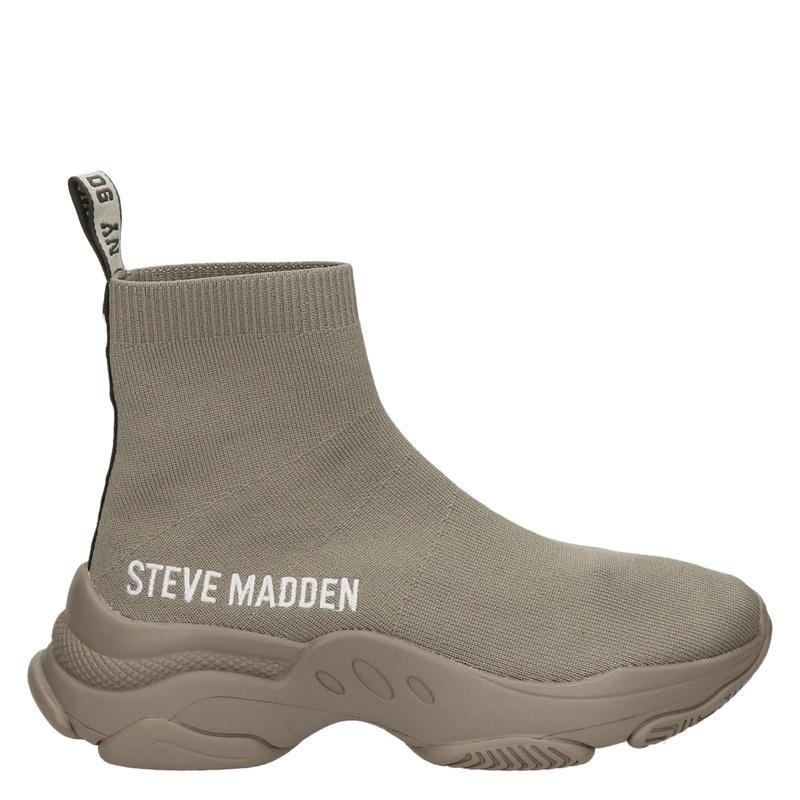 Steve Madden - Hoge sneakers - Taupe