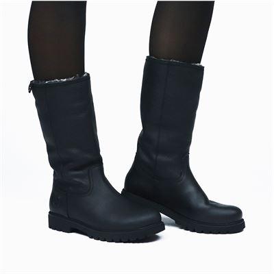 Panama Jack dames laarzen zwart