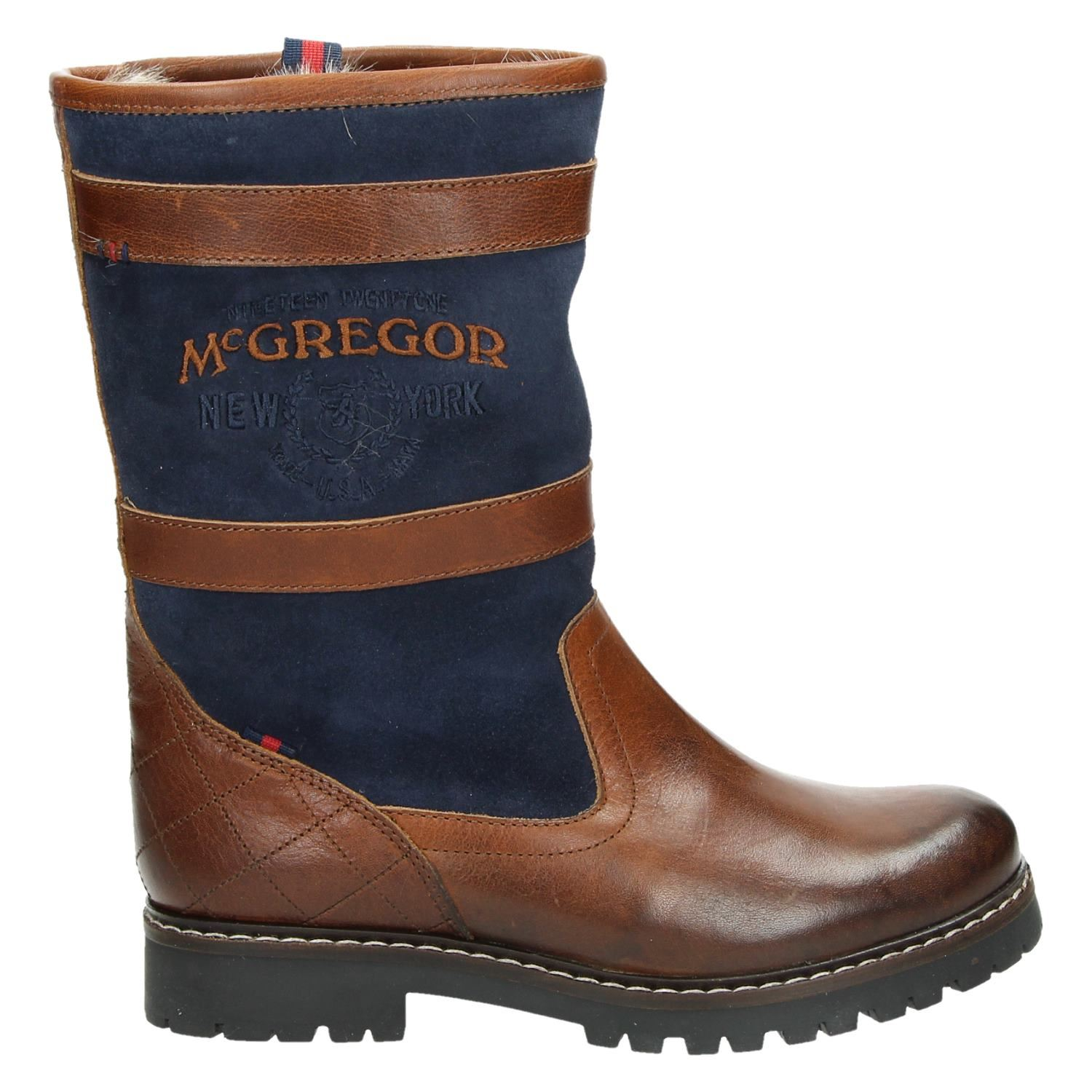 Brown Chaussures Mcgregor lHYon