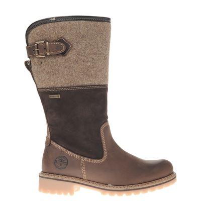 Tamaris dames laarzen bruin