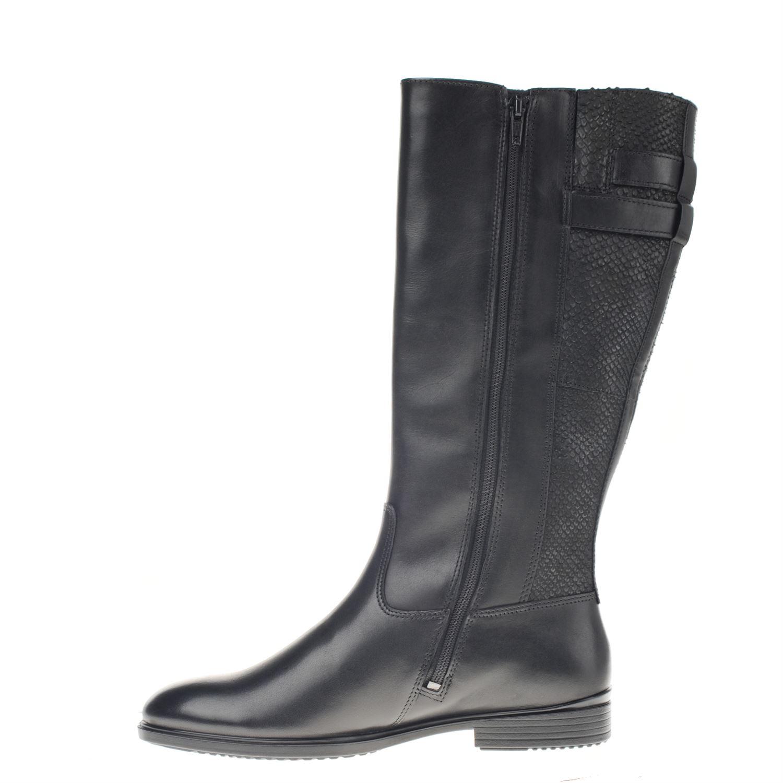 Ecco Touch 15B dames hoge laarzen
