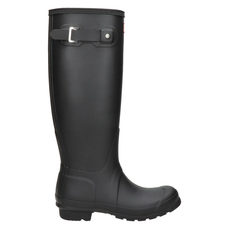 Hunter Womens Original Tall - Hoge laarzen - Zwart