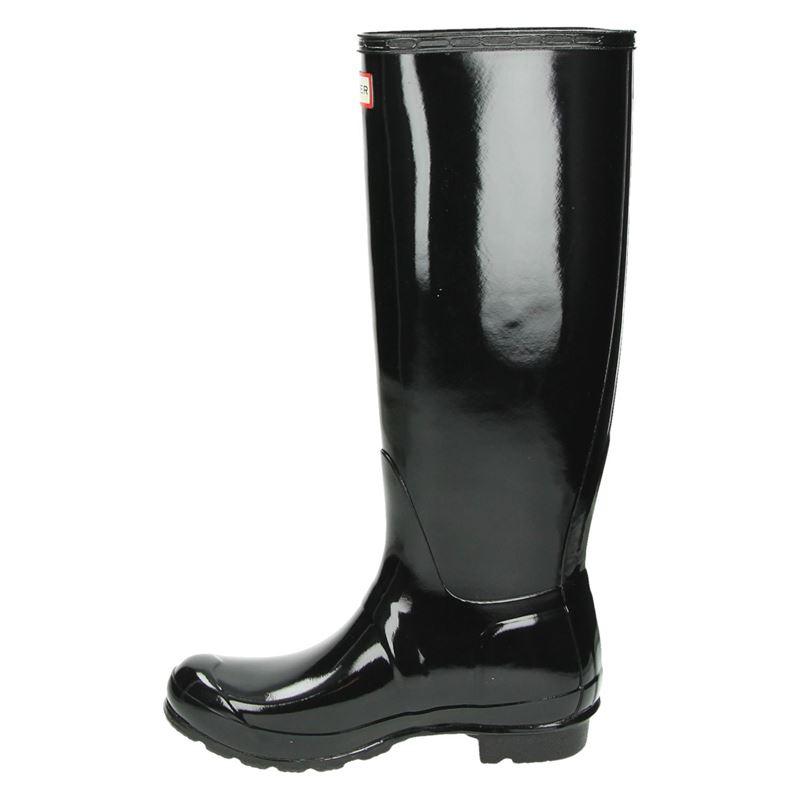 Hunter - Regenlaarzen - Zwart