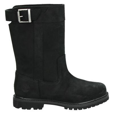 Timberland dames laarzen zwart