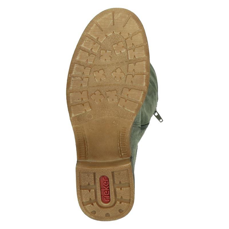 Rieker - Hoge laarzen - Grijs