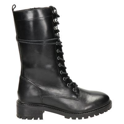 zwarte laarzen kopen