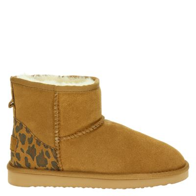 Alpacas dames boots cognac