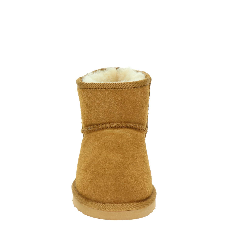 Alpacas - Rits- & gesloten boots voor dames - Cognac ImAQQR6