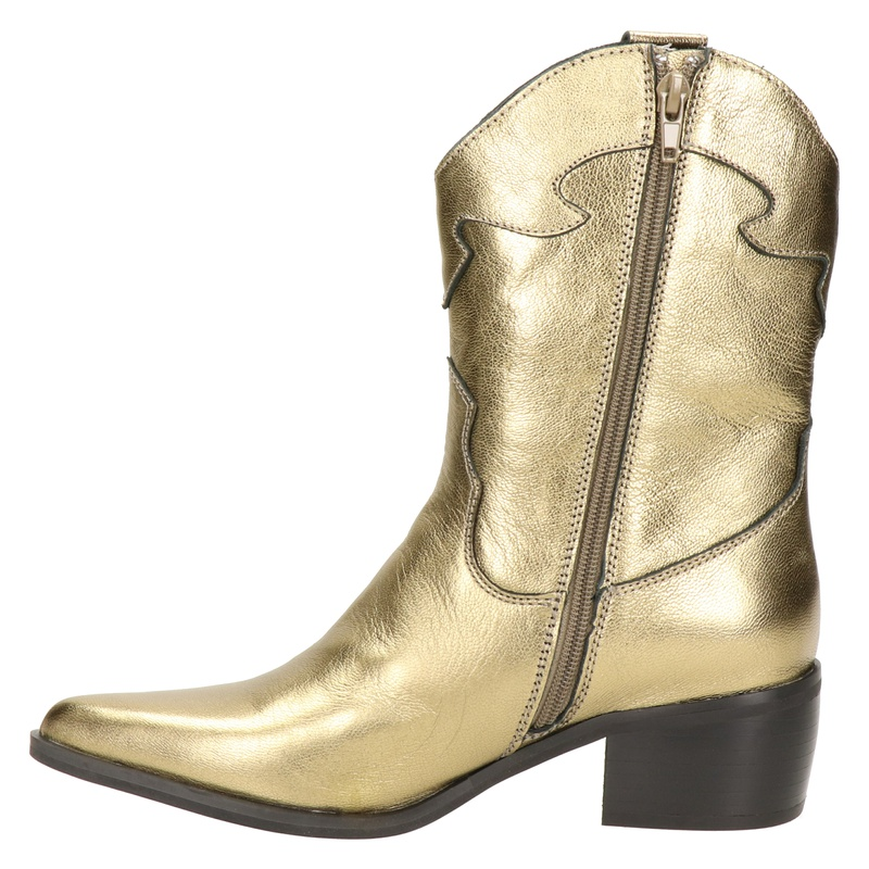 Nelson - Cowboylaarzen - Goud