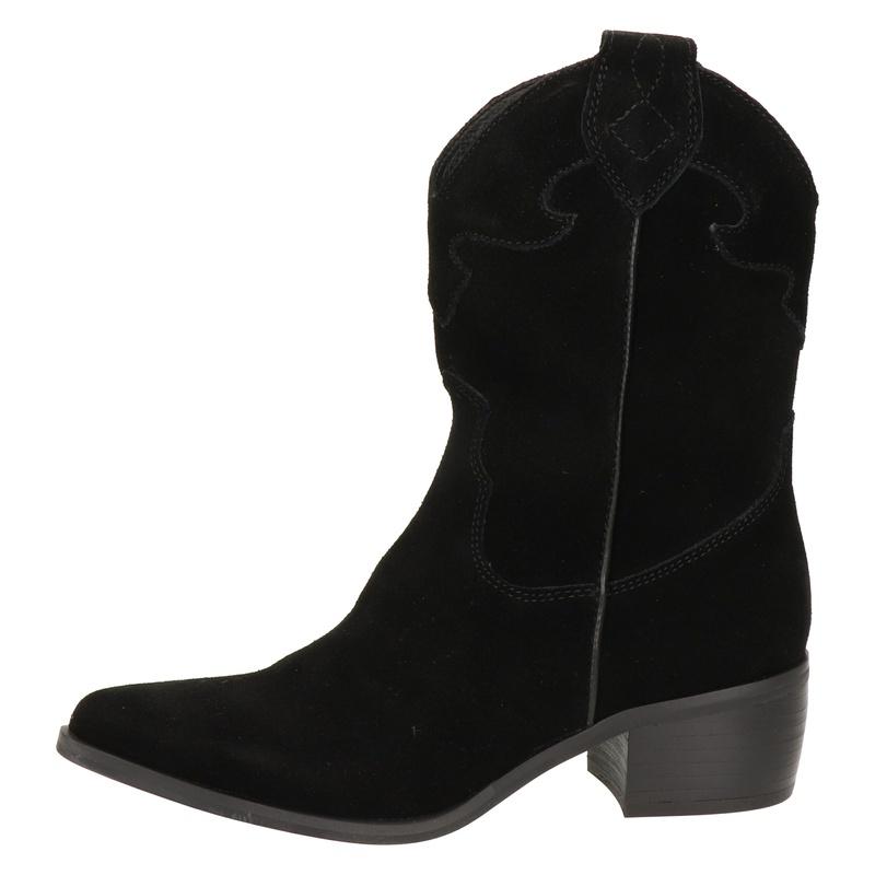 Nelson - Cowboylaarzen - Zwart