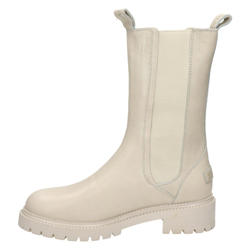 Shabbies Amsterdam - Chelseaboots - Off white