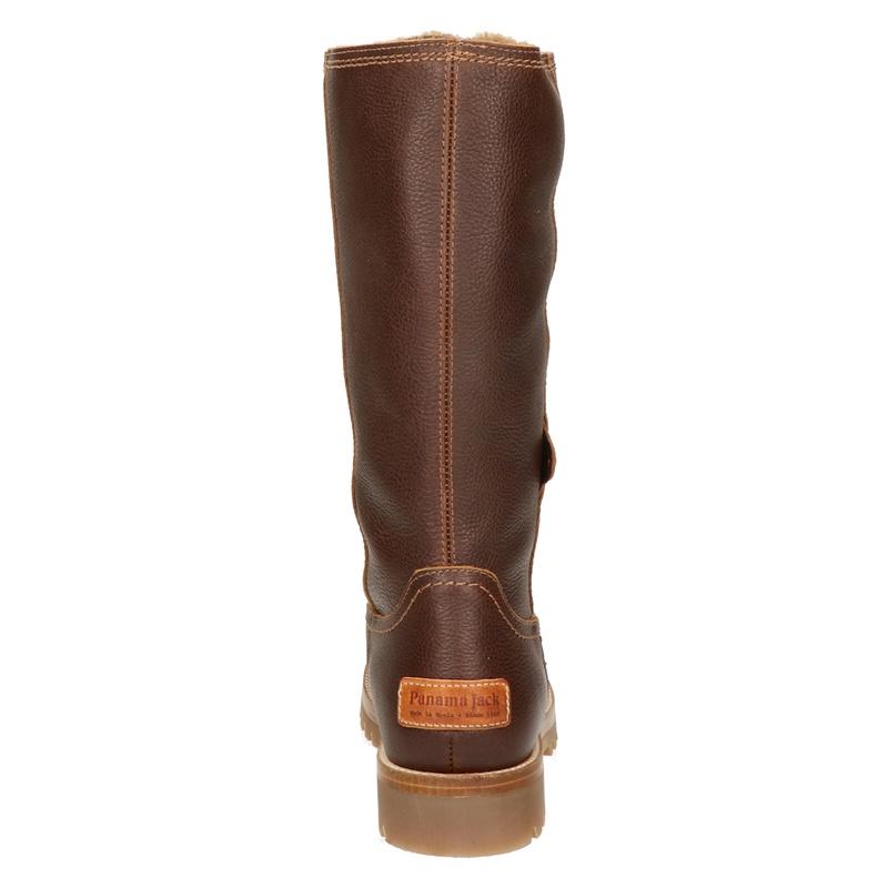 Panama Jack Bambina - Hoge laarzen - Cognac