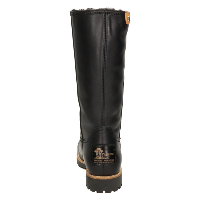 Panama Jack Bambina Igloo - Hoge laarzen - Zwart