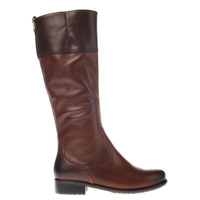 Ara dames hoge laarzen bruin
