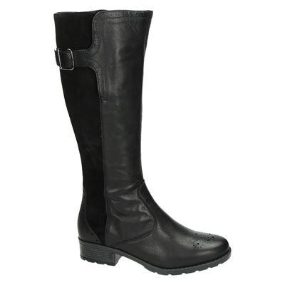 Ara dames hoge laarzen Zwart