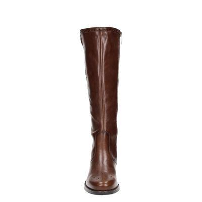 Ara dames hoge laarzen Cognac