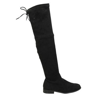 d laarzen gekleed/ 0