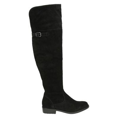 Tamaris dames laarzen zwart